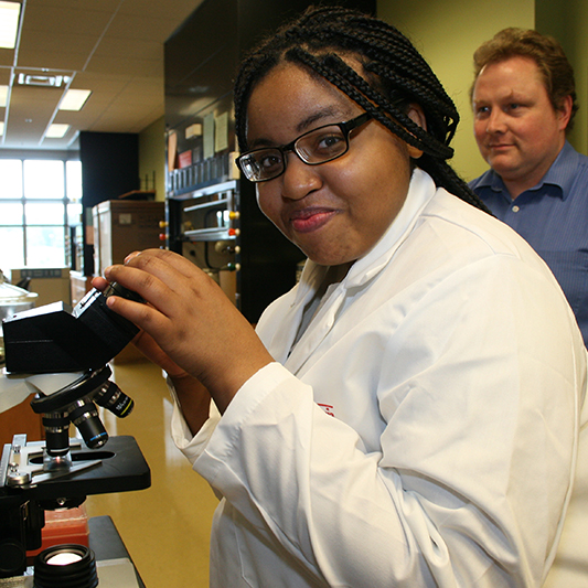 High school students can explore the sciences through a variety of hands-on summer programs offered by the University of Georgia's College of Agricultural and Environmental Sciences.