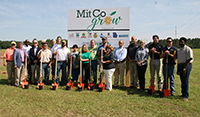 Sponsors of the MitCo Grow event.