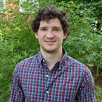 Logan Moore is the first University of Georgia student to participate in the UGA College of Agricultural and Environmental Sciences' new dual master's degree program in sustainable agriculture at Universitá Degli Studi di Padova in Italy.