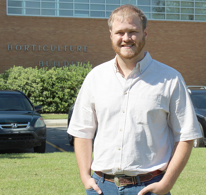 Extension agronomist Reagan Noland holds a bachelor's degree in natural resource management from Angelo State University in San Angelo, Texas, a master's degree in agronomy from Texas A&M University and a doctorate in agronomy and agroecology from the University of Minnesota.
