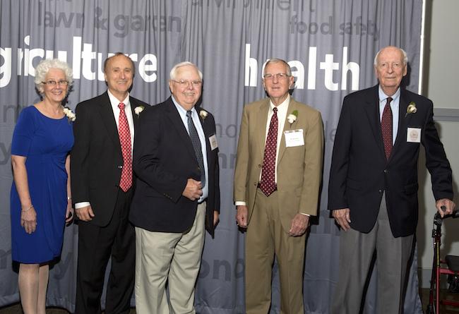 Former Extension directors