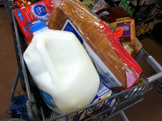 When a weather emergency is expected, shoppers rush out and stock up on milk and bread. But what happens if the electricity goes off for days and the milk spoils, or after the loaf of bread runs out? University of Georgia Cooperative Extension experts say having at least a three-day supply of shelf-stable food will give you a little peace of mind when it comes to feeding your family during a storm.