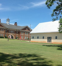 A nearly 100-year-old mule barn on the University of Georgia campus in Griffin, Georgia will be repurposed into a café that will connect students and the surrounding community with the history of Griffin and Spalding County. The 3,900-square-foot Dundee Café at the Mule Barn is scheduled to open in summer 2018 in the historic structure near the campus student learning center.