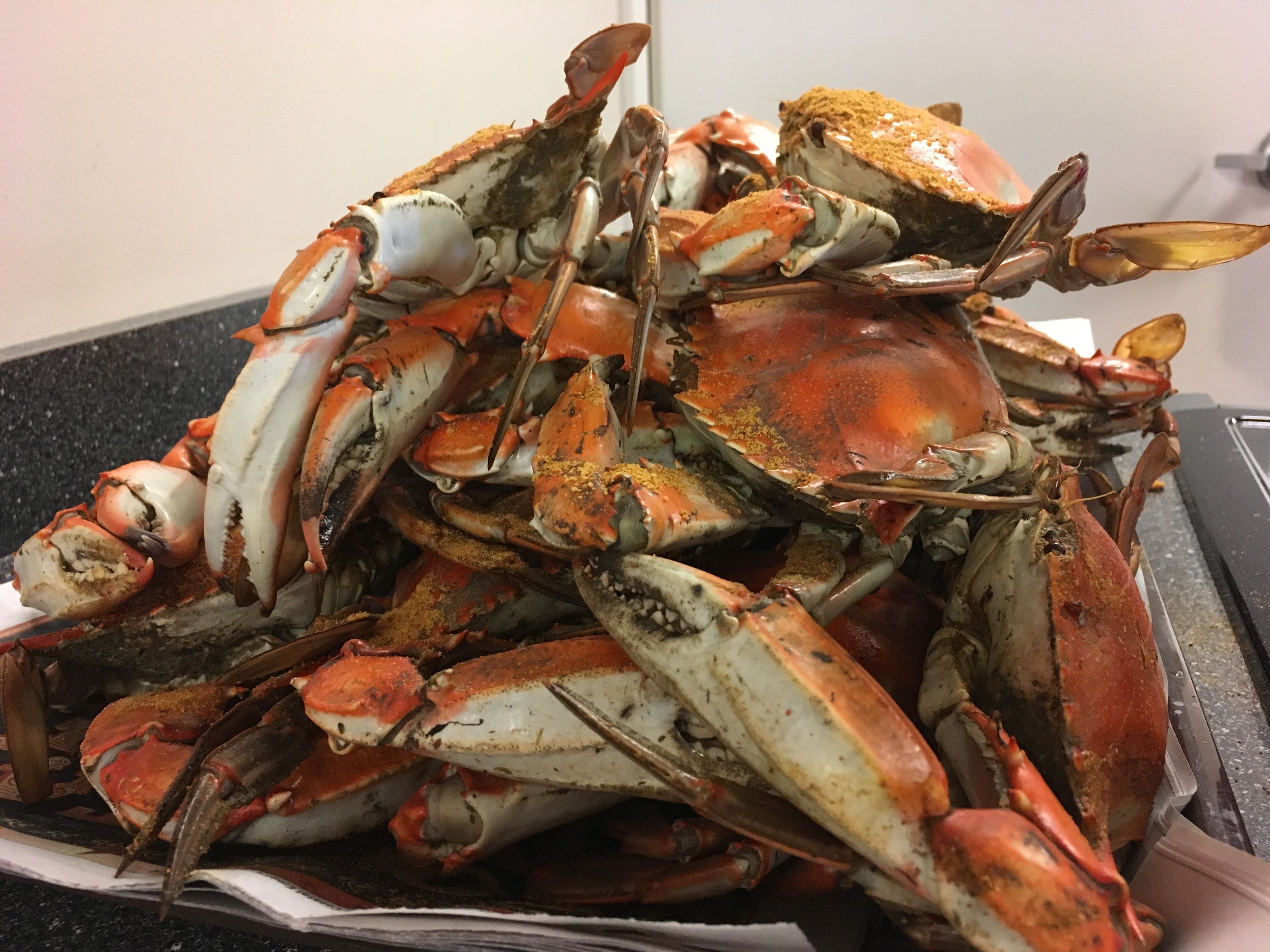 Georgia blue crab is the cornerstone of Georgia low country holiday favorites like crab dressing and crab stew.  UGA Cooperative Extension in Chatham County has teamed up with UGA Marine Extension and Georgia Sea Grant to help introduce Georgians the nutritious and delicious seafood harvested from the state's coastal waters through the Ocean to Table series.