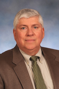 Francis Fluharty is the head of the University of Georgia College of Agricultural and Environmental Sciences Department of Animal and Dairy Science.