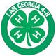 """""""I am Georgia 4-H"""" logo"""
