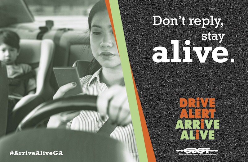 Distracted driving is more than checking or sending text messages on your phone. It is any activity that diverts attention from driving, including talking on your phone, eating and drinking, talking to people in your vehicle, fiddling with the stereo, entertainment or navigation system or anything that takes your attention away from the task of safe driving.