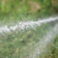 Too much water can hurt lawns and crop production just as much as not enough water would do.