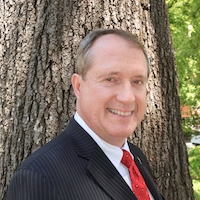 Bobby Smith is the northeast district director for UGA Cooperative Extension. He oversees Extension operations in 40 counties.