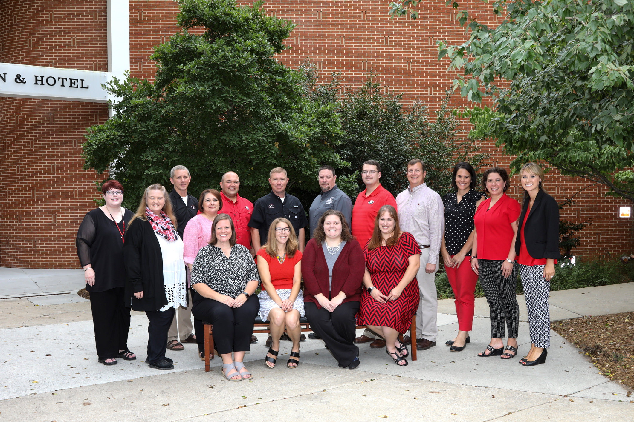 University of Georgia Cooperative Extension employees chosen for the 2018-19 UGA Extension Academy for Professional Excellence attended their first of three leadership institutes Sept. 4-6 in Athens, Georgia. The internal program is aimed at developing the next generation of UGA Extension leaders.