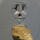 Electrical outlets feed power to appliances wether they are turned on or not.