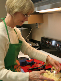 University of Georgia Cooperative Extension Family and Consumer Sciences specialists say planning is imperative whether you are or cooking for one person or a family of eight. You will get more variety and flavor in your meals if you write down menus for the whole week. Plan for several weeks, and make some dishes in larger quantities that can be divided and frozen for later use.
