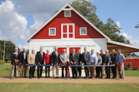 Made possible by a $1 million gift from the Dundee Community Association, the Dundee Cafe on the University of Georgia Griffin campus will serve students, employees and visitors as well as keep the memory of Dundee Mills and the historic mule barn alive through historical photos and exhibits.