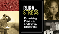 """Rural Stress: Promising Practices and Future Directions,"" an interdisciplinary roundtable on the challenges facing rural America, was held in Atlanta Dec. 10-11, 2018."