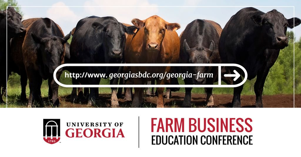 Attendees at the Farm Business Education Conference will learn about how to develop a business plan for their farming operation and receive tips from Agricultural lenders about how to successfully obtain operating lines, real estate and farm loans and working capital funding.