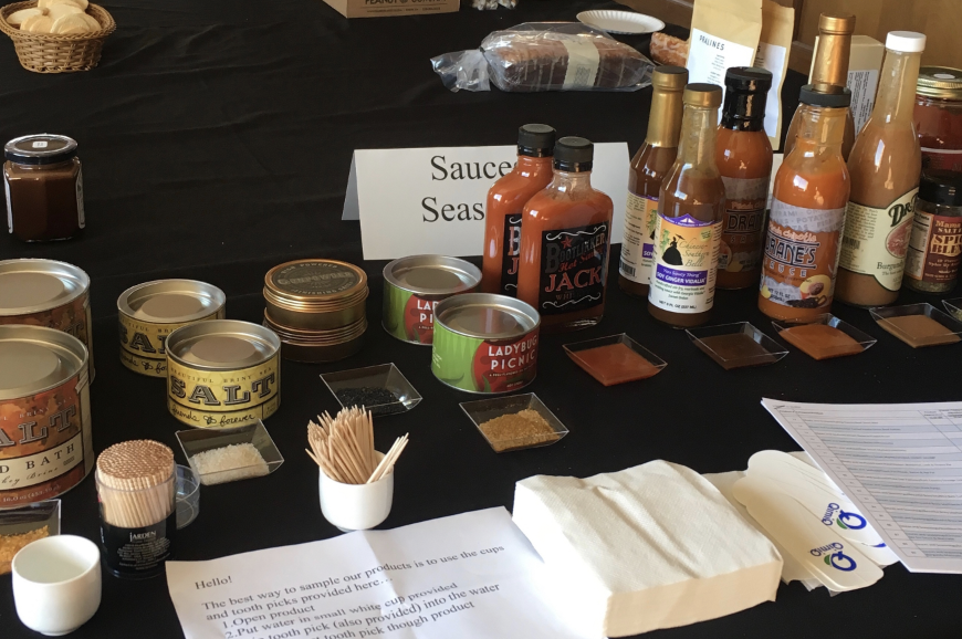 Judges selected 33 products to compete in the final round of the University of Georgia's 2019 Flavor of Georgia Food Product Contest set for March 19 in Atlanta.