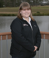 Lisa Baxter began her job on the UGA Tifton campus on March 1. She will focus her time in south Georgia, while Dennis Hancock serves north Georgia.