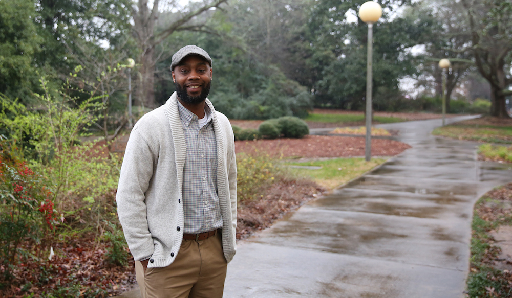 Jermaine Durham, assistant professor of housing and community development in the UGA College of Family and Consumer Sciences, now serves as a housing and community development specialist for UGA Extension.