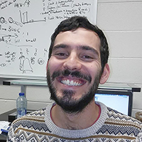 Fabio Palumbo, a graduate student from Padova, did research in Katrien Devos' lab on the UGA Athens campus. Devos is a professor with joint appointments in the College of Agricultural and Environmental Sciences and in the Franklin College of Arts and Sciences.