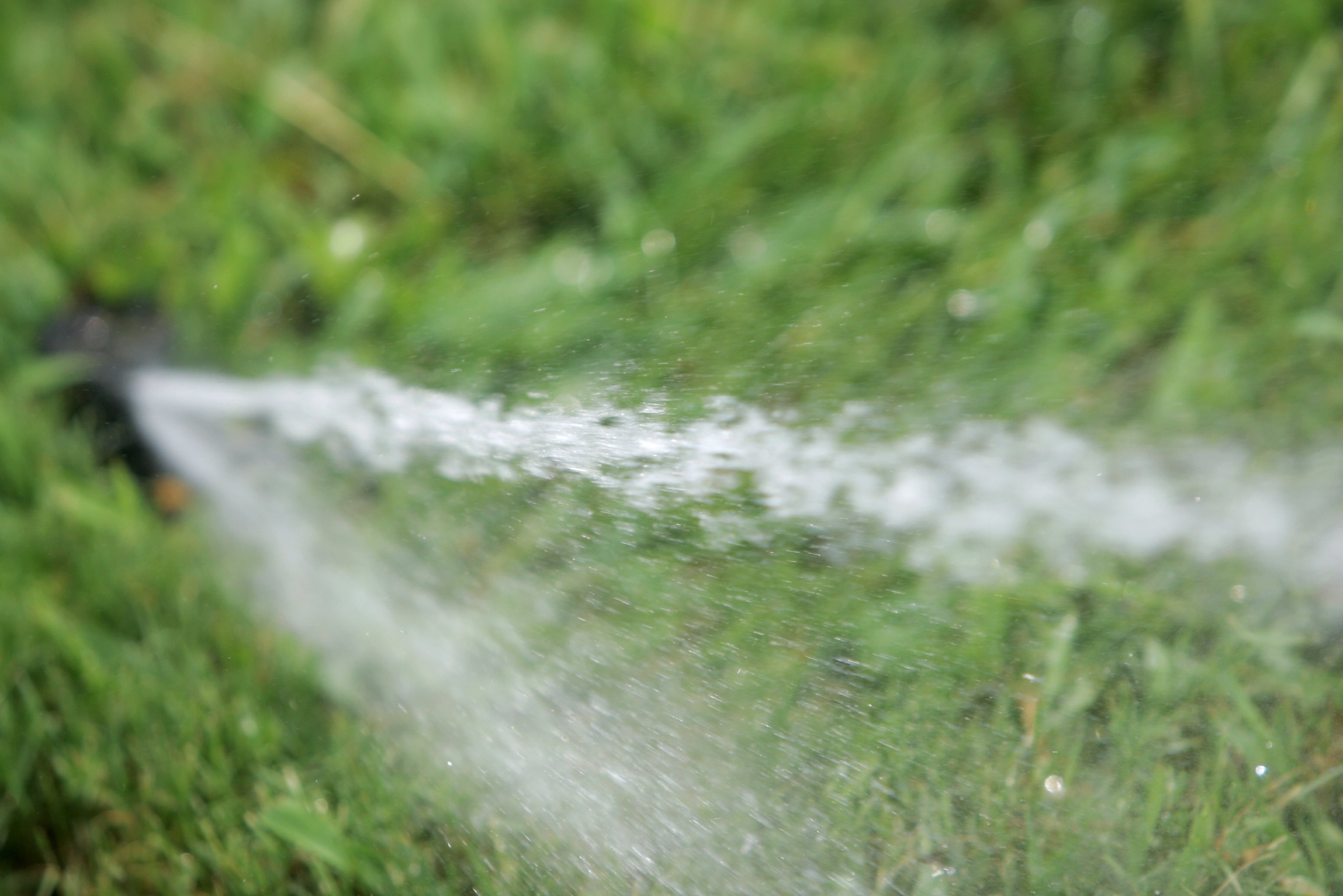 July is Smart Irrigation Month. It's a good time to check home irrigation systems and develop more efficient irrigation habits.