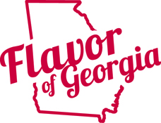 Flavor of Georgia logo