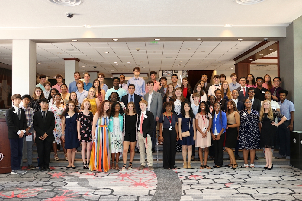 More than 60 students gained research experience during the UGA College of Agricultural and Environmental Sciences Young Scholars Program.