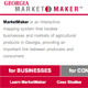 MarketMaker screen shot.