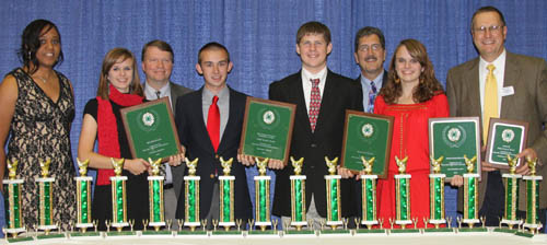 National Poultry Judging Winners