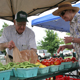 As interest in local food continues to grow, more communities across Georgia have started farmers markets, like this one in Roswell.