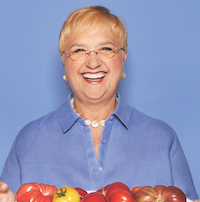 "Chef and host of the PBS show ""Lidia's Kitchen"" will speak at the UGA Chapel on Oct. 2 at 3 p.m. The event, ""A Conversation with Lidia Bastianich: A Life of Love, Family and Food,"" is sponsored by the UGA College of Agricultural and Environmental Sciences. It is free and open to the public."