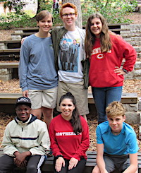 The Clarke County Wildlife Judging Senior Team won first place during the Oct. 26 competition. Team members include Michael Campbell, Daphne Crawford, Samantha David, Luke Krohn, August Pearson and Davis Slate.