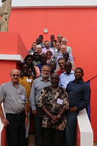The Peanut Innovation Lab at the University of Georgia hosted a meeting in Dakar, Senegal in October for researchers from the U.S. and Western Africa working together on research in the areas of peanut variety development, value chain improvements and empowering women and youth. (Photo by Allison Floyd)