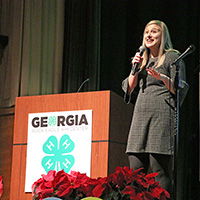 Katie Comer, Facebook Regional Community Development Manager, shares how her involvement in the Georgia 4-H program has prepared her to continue to achieve her professional dreams.