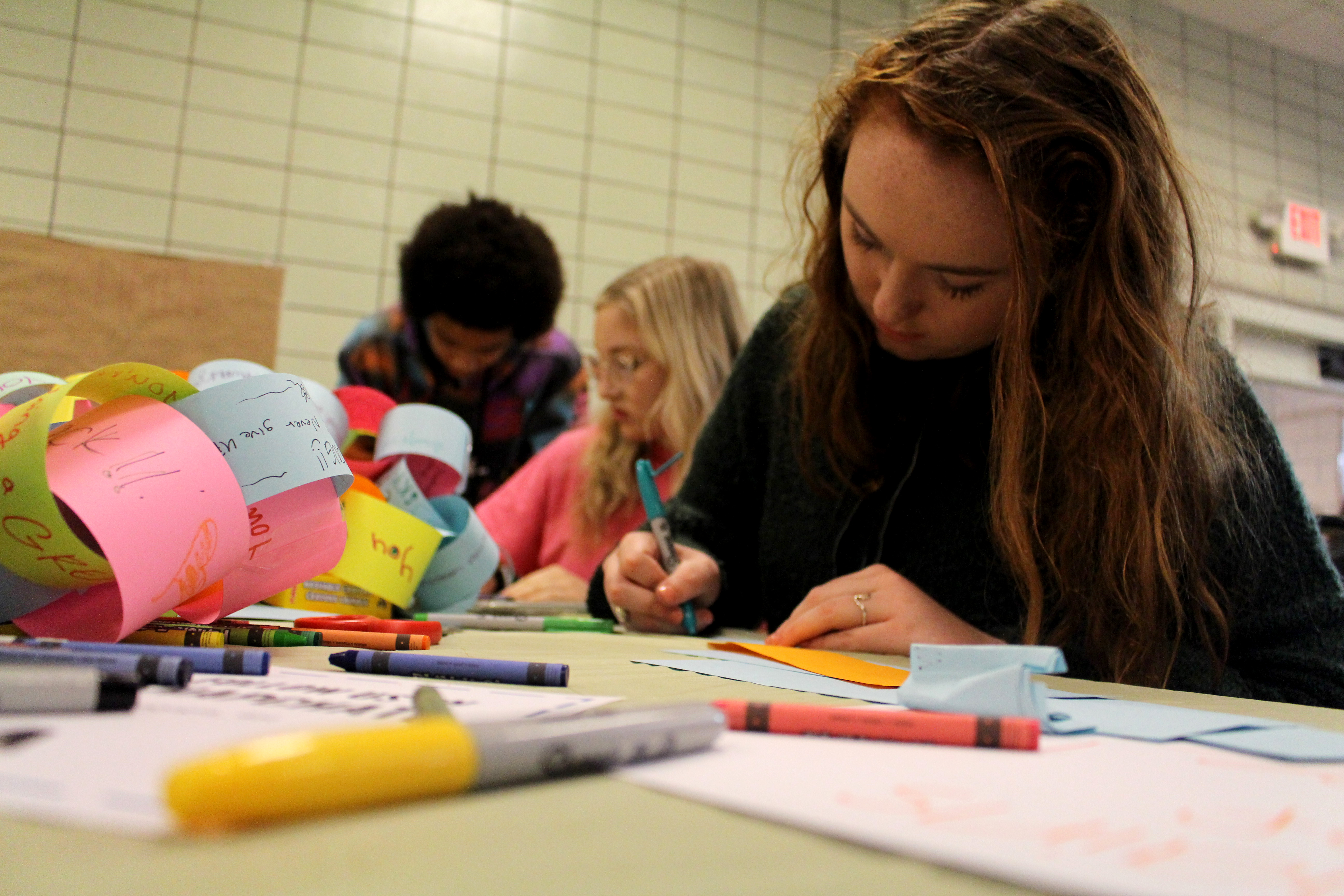 4-H'ers participate in service projects to help those in need in local communities.