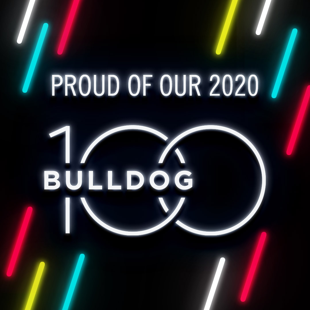 Eleven CAES alumni were honored at the 11th annual Bulldog 100 celebration at Sanford Stadium in Athens.