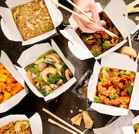 Takeout is a good choice to lower risk of exposure to COVID-19 because it reduces the number of touchpoints relative to eating in a restaurant, said Elizabeth Andress, a University of Georgia Cooperative Extension food safety specialist in the College of Family and Consumer Sciences.