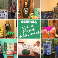 More than 425 youth participated in Georgia 4-H Virtual Project Achievement.