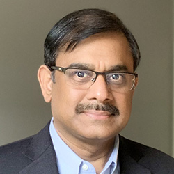 "Gopinath ""Gopi"" Munisamy, a UGA professor of agricultural and applied economics, was recently named Distinguished Professor of Agricultural Marketing in the College of Agricultural and Environmental Sciences."