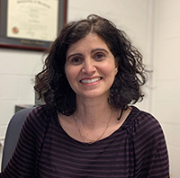 Nada Tamim will serve as the undergraduate teaching coordinator in the UGA Department of Poultry Science beginning in the fall 2020 semester. (contributed photo)