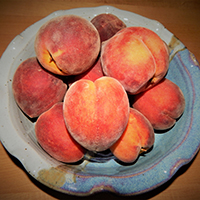 Tips for preserving peaches