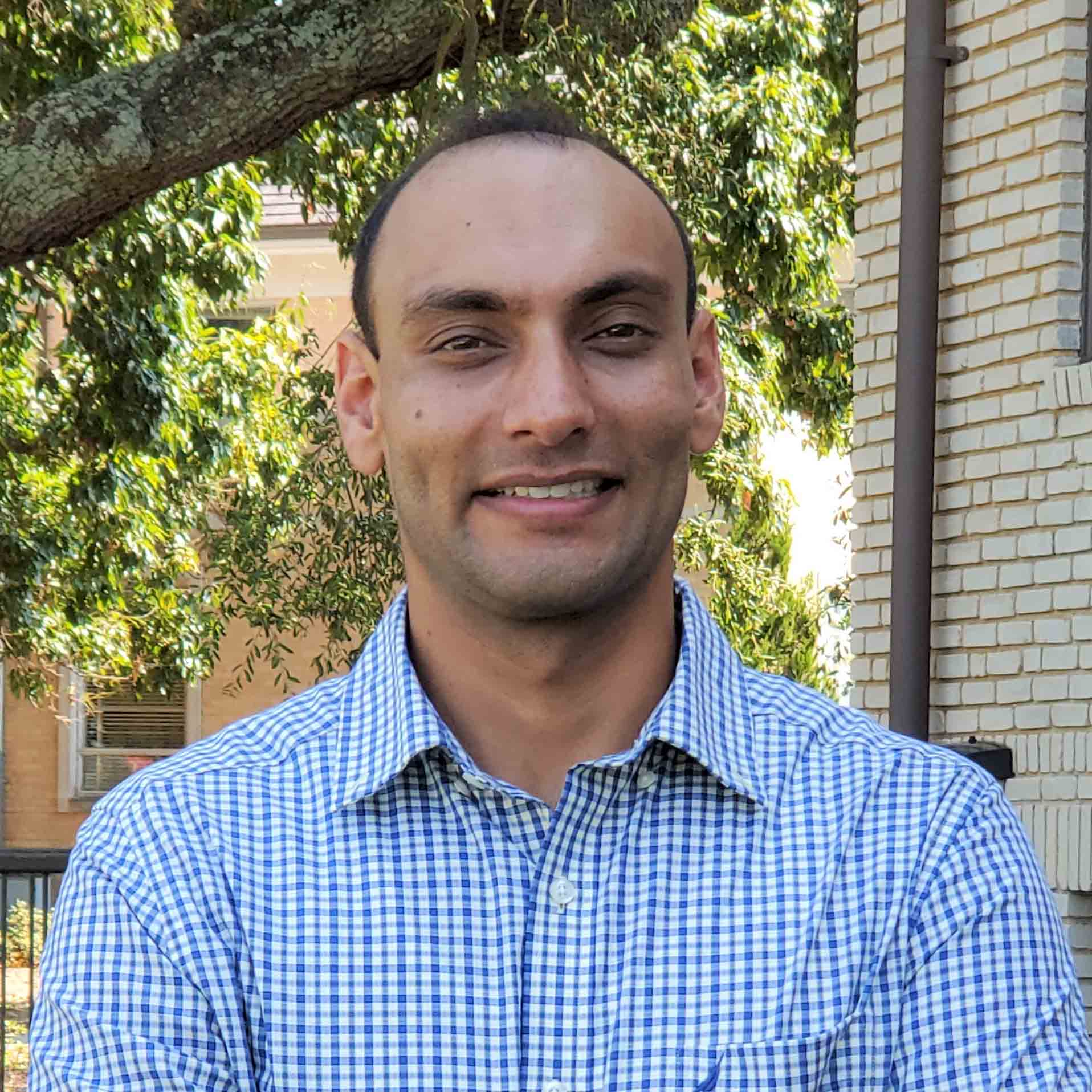 "Simerjeet ""Simer"" Virk, who has served as a research engineer in the UGA's College of Agricultural and Environmental Sciences since 2016, took on a new role Aug. 1 as assistant professor and Extension precision agriculture specialist on UGA's Tifton campus."