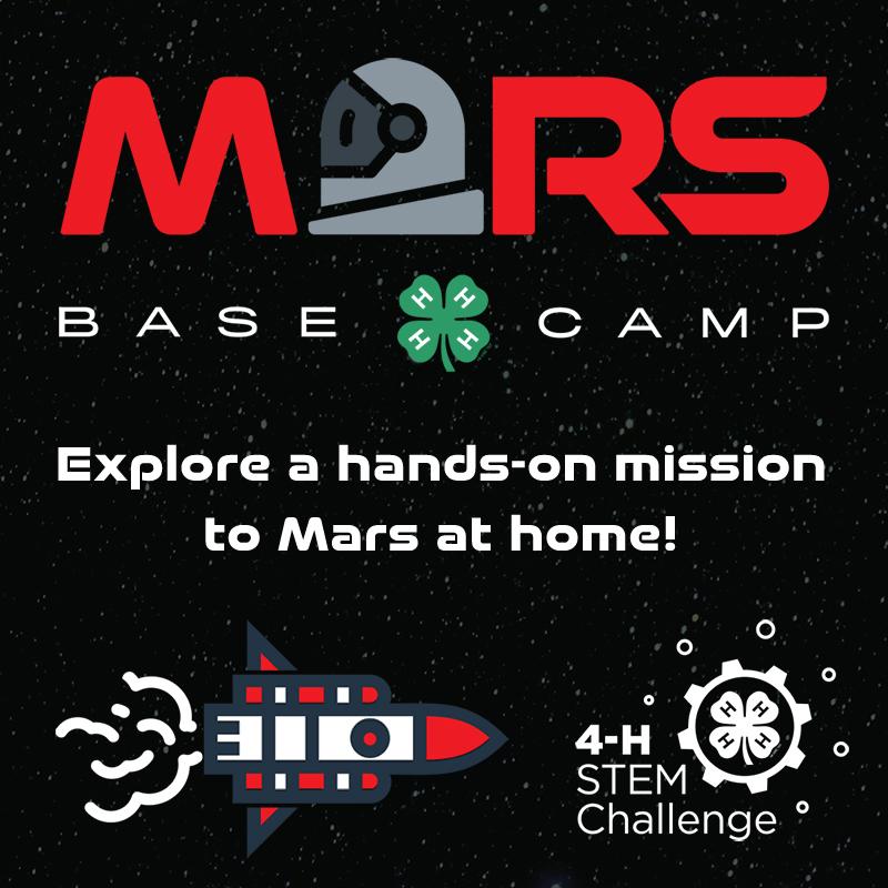 4-H STEM Challenge focuses on Mars exploration.