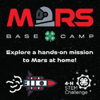 "The 2020 National 4-H STEM Challenge, ""Mars Base Camp,"" will explore sending a mission to Mars with a variety of STEM activities."