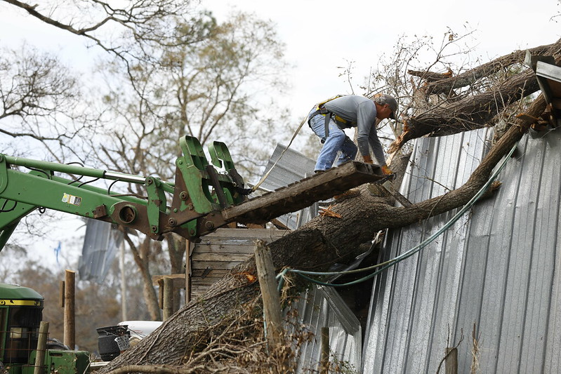 Preparing for the worst is the key to quicker disaster recovery. It's important for inland residents to plan for severe storms like Hurricane Michael, which caused extensive damage to southwest Georgia, pictured here in 2018.