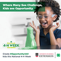 With so many children struggling to reach their full potential, 4-H believes that young people, in partnership with adults, can play a key role in creating a more promising and equitable future for youth, families and communities across the country.