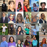 Nearly 600 4-H'ers from Georgia and surrounding states attended the Southern Region Teen Leadership Conference held virtually September 24-26.