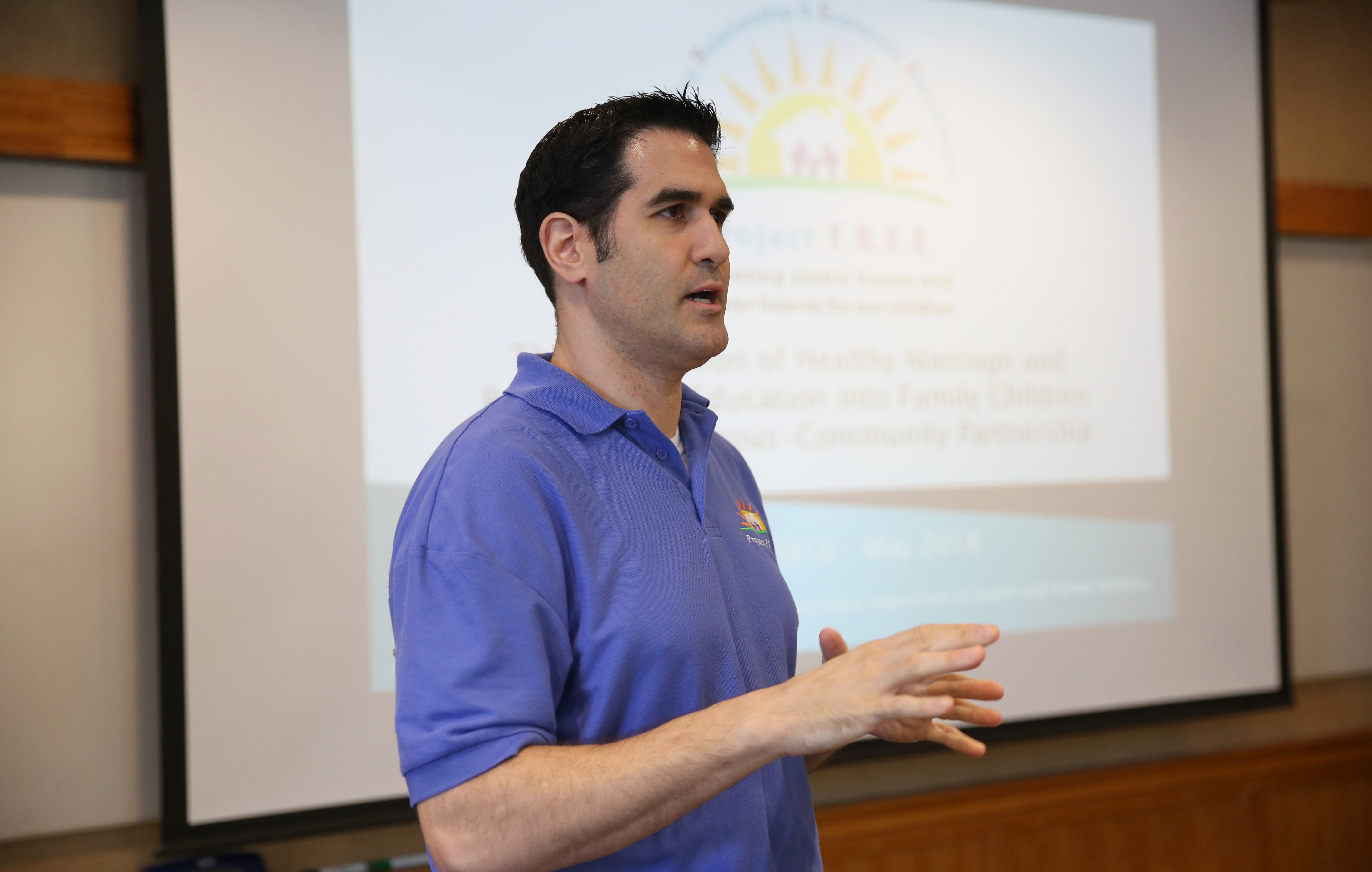 Ted Futris is project director on a recently awarded five-year, $6.2 million grant from the U.S. Department of Health and Human Services that aims to provide Georgia couples with healthy relationship skills and financial guidance.