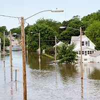 UGA researchers will evaluate the impact that detailed flood risk information has on home prices in high-risk zones, the purchase of flood insurance policies and community-level risk mitigation actions. They will also try to determine how communities use different types of flood risk information and how those sources influence their perceptions of flood risk.