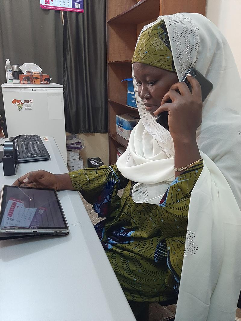 Women's time in Ghana