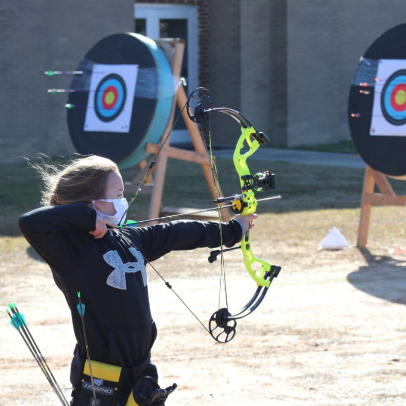 Winners of the Georgia 4-H Winter Virtual Archery Contest, part of Project SAFE, were announced in an online awards ceremony Feb. 2.